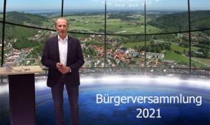 digitale Bürgerversammlung Siegsdorf